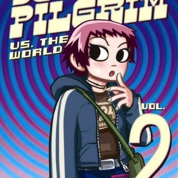 Scott Pilgrim Vs. The World 2 (Scott Pilgrim)