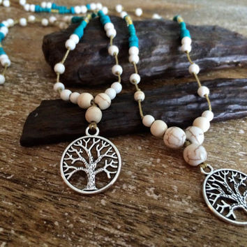 Next Generation, Mother Daughter Tree of Life Pendants