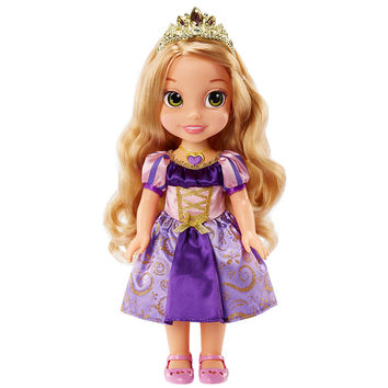 Disney Princess Sing and Shimmer Toddler Doll - Rapunzel