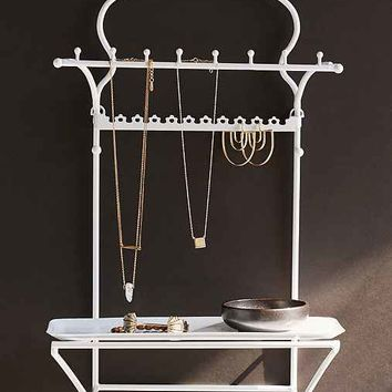 Plum & Bow Crown Jewelry Organizer