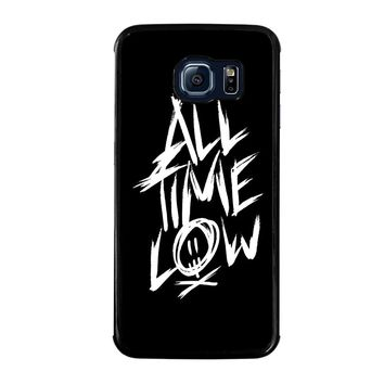 ALL TIME LOW LOGO Samsung Galaxy S6 Edge Case