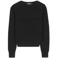 NILS RIBBED-WOOL SWEATER