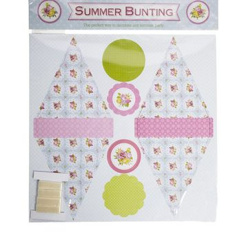Make your Own Summer Party Bunting