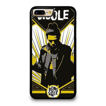 J. COLE BORN SINNER iPhone 4/4S 5/5S/SE 5C 6/6S 7 8 Plus X Case