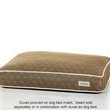 "Dofähn Small Dog Bed Duvet - Driftwood Collection ""Free Shipping in the U.S.A."""