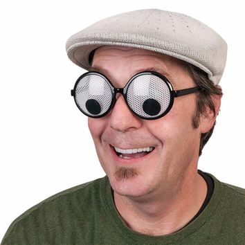 Funny Googly Eyes Glasses