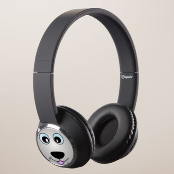 Cute Face Headphones