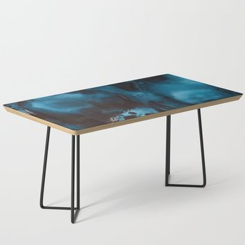 Can't Tell You Why Coffee Table by duckyb