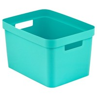 Room Essentials™ Rectangular Storage Bin - Turquoise