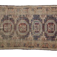 3.5x6 Antique Belouch Rug