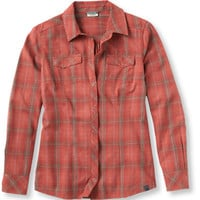 Maine Lodge Flannel Shirt: Corduroy and Flannel | Free Shipping at L.L.Bean