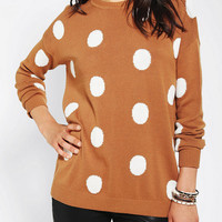 Coincidence & Chance Polka Dot Pullover Sweater