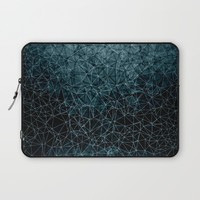 Polygonal A4 Laptop Sleeve by VanessaGF | Society6