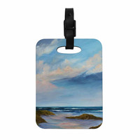 "Rosie Brown ""Summer Showers"" Beach Decorative Luggage Tag"
