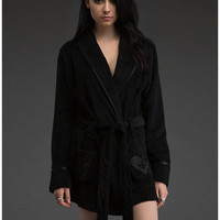 Blackheart Logo Robe