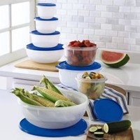 Tupperware | 8-Pc. Mega Mix Bowl Set