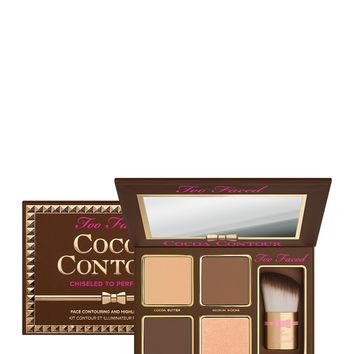 Too Faced | Cocoa Contour Chiseled to Perfection Palette 2016 | Nordstrom Rack