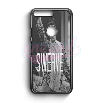 Swerve Swag Funny Phone Case Quote Google Pixel Case | aneend.com