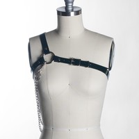 Chronos Chained Chest Harness