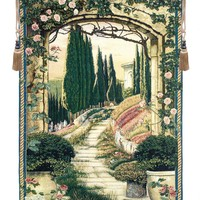 South of France Wall Hanging Tapestry