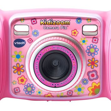 VTech Kidizoom Camera Pix Pink Standard Packaging