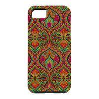 Aimee St Hill Ogee Orange Cell Phone Case