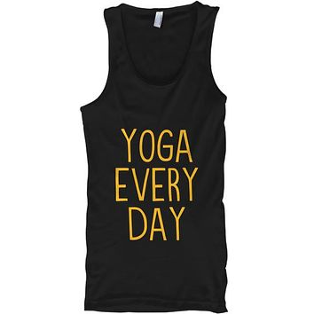 Yoga Every Day Workout Pose Fitness