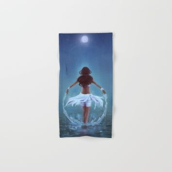 Katara Hand & Bath Towel by Nymre