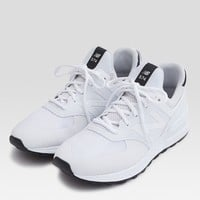 New Balance / 574 in White/Black