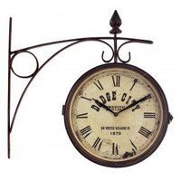 IMAX Train Station Wall Clock - 2512 - Clocks - Decorative Accents - Decor