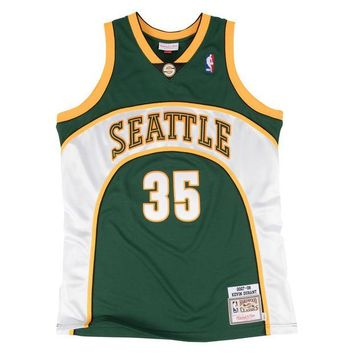LMF8UH Kevin Durant 2007-08 Authentic Jersey Seattle SuperSonics