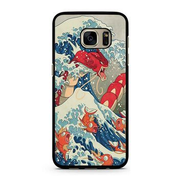 The Great Wave Off Kanto 2 Samsung Galaxy S7 Case