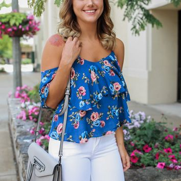 Always in Bloom Top