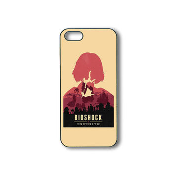 Bioshock Infinite - iPhone 4 case, iphone 5 case, ipod 5 case, ipod 4 case, samsung galaxy S3, galaxy S4,  galaxy note 2,blackberry Z10,Q10