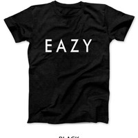 G Eazy Title Just Eazy Mens T Shirt