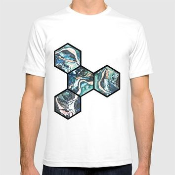 Abstract - Title- Pattern T-shirt by Salome