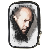 A Tribute To Jason Statham Compact Camera Cases Compact Camera Leather Case