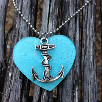 The Sailor's Heart Necklace