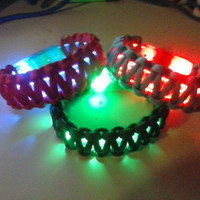 Light up Paracord Bracelet