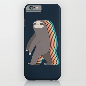 Sleepwalker iPhone & iPod Case by Andy Westface