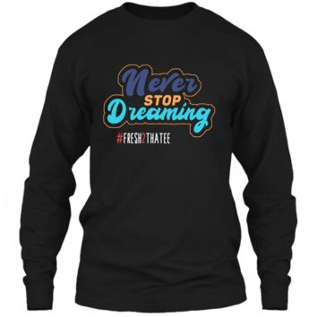 Shirt made to match Jordan 9 dream it do it LS Ultra Cotton Tshirt