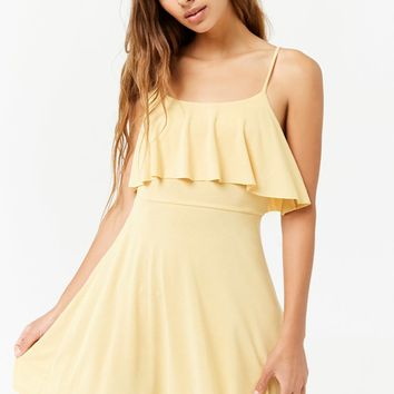 Flounce Cami Dress
