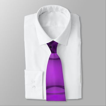 Twilight Bloom Neck Tie