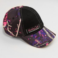 Luckless LLC | Muddy Girl® Strapback Hat (ladies fit)