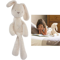 Hot Sale MaMas&papas 54CM Cute Baby Kids Soft Plush Toys Animal Rabbit Sleeping Comfort Doll Plush Stuffed Toys