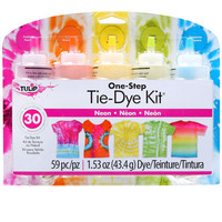 Tulip® One-Step Tie-Dye Kit®