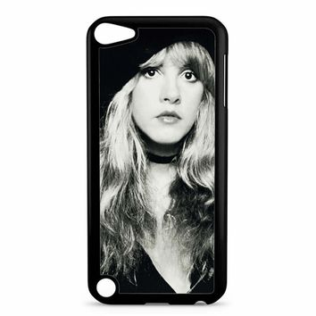 Stevie Nicks Black And White iPod Touch 5 Case