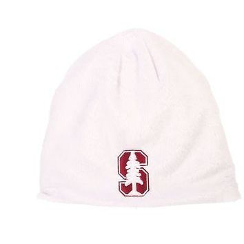 Licensed Stanford Cardinal Official NCAA Minx Adjustable Beanie Knit Sock Hat by Zephyr KO_19_1