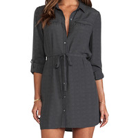 Soft Joie Sibby Dress in Gray
