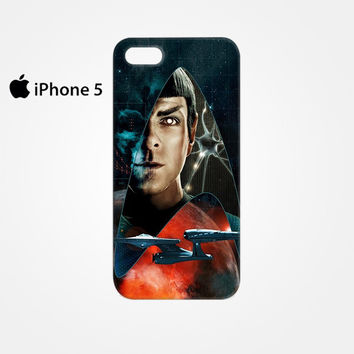 Star trek 6 for Iphone 4/4S Iphone 5/5S/5C Iphone 6/6S/6S Plus/6 Plus 3D Phone case